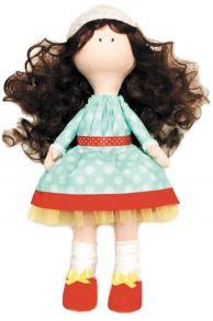 Набор для шитья куклы «Принцесса Космея» 35 см.