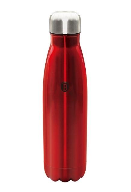 BH-1759 Burgundy Metallic Line Термос 0,5л