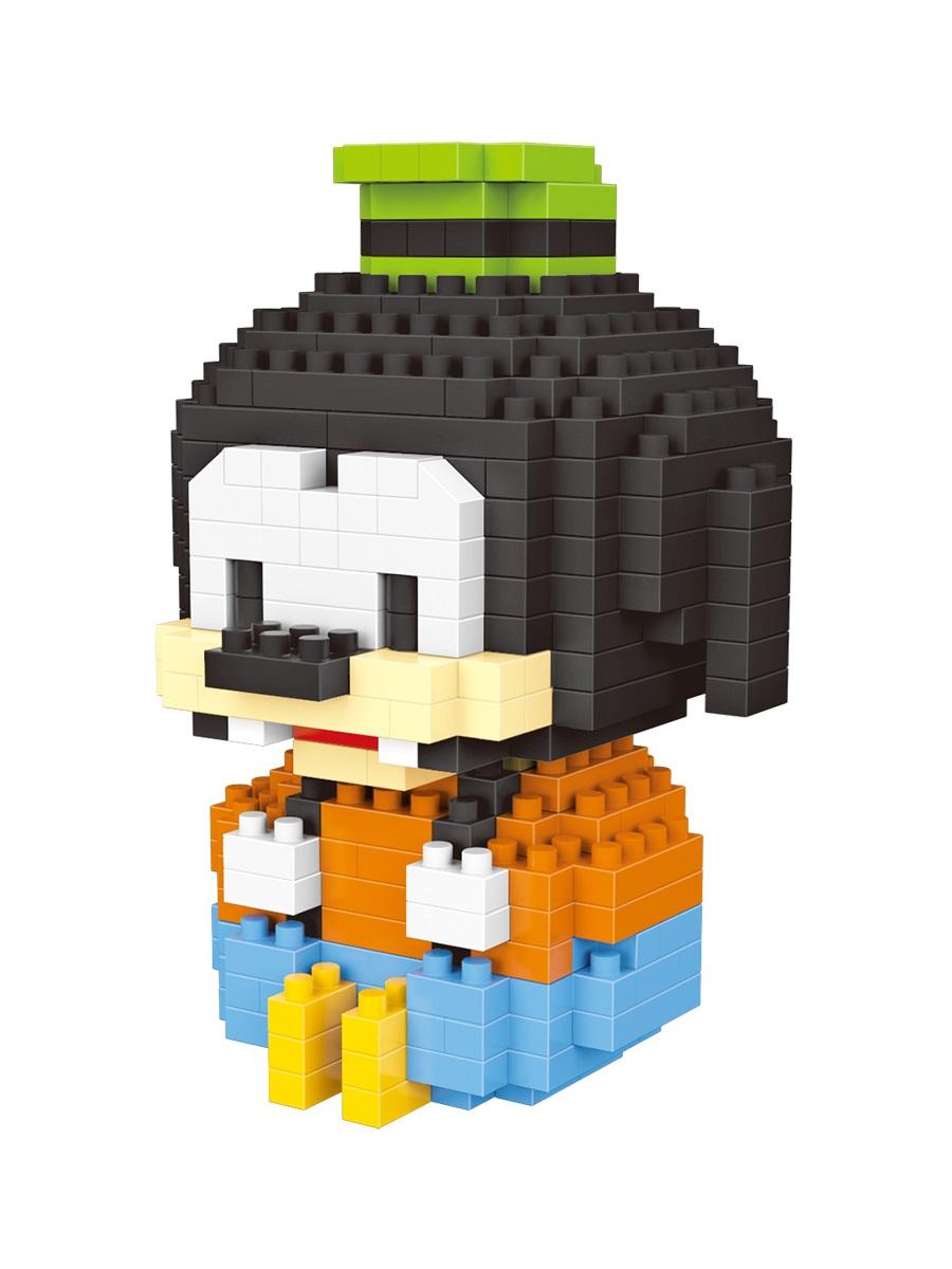 Конструктор Wisehawk & LNO Гуфи 287 деталей NO. 294 Goofy Gift Series