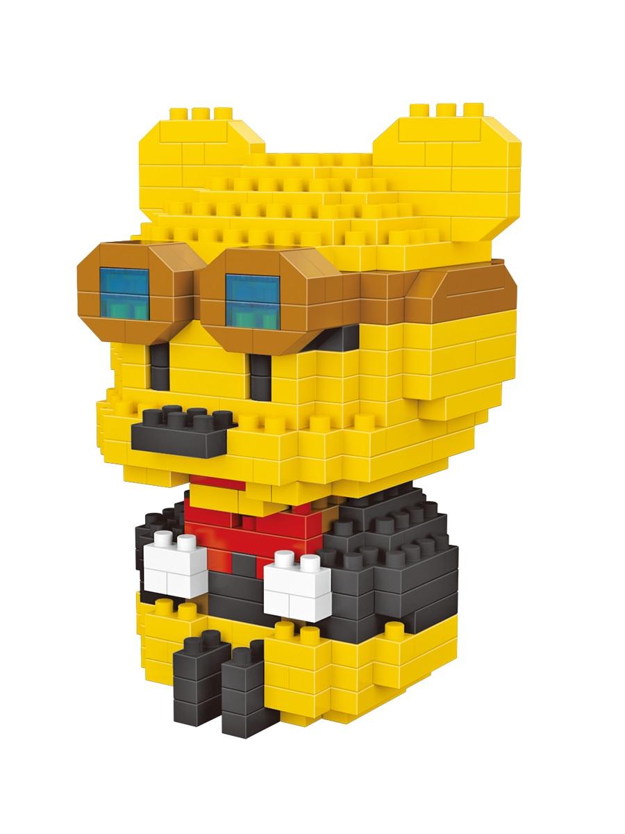 Конструктор Wisehawk & LNO Винни Пух 312 деталей NO. 292 Pooh Bear Gift Series