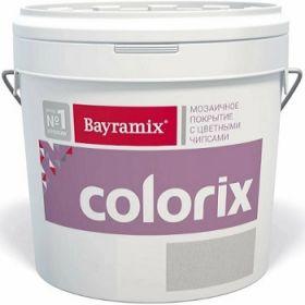 Мозаичное Покрытие Bayramix Colorix 4.5кг с Добавлением Цветных Чипсов / Байрамикс Колорикс