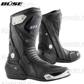 Мотоботы Büse GP Race Tech, Чёрные