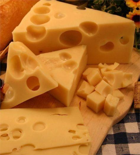 Сыр Маасдам (цена за кг)