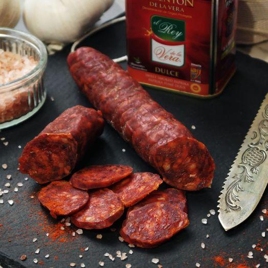 Колбаса Чоризо ручной вязки (цена за кг)