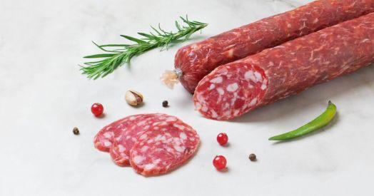 Колбаса фуэт ручной вязки (цена за кг)
