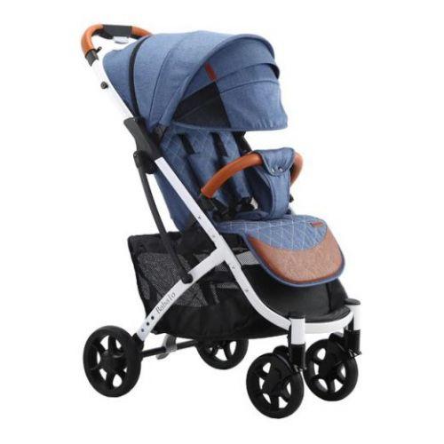 Коляска детская прогулочная Babalo 2020 Джинс