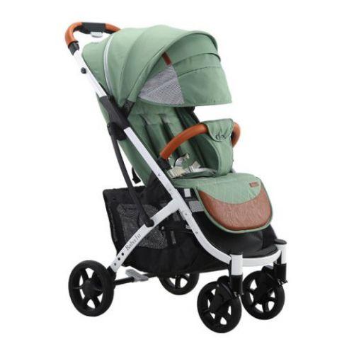 Коляска детская прогулочная Babalo 2020 Мята