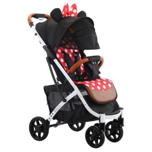 Коляска детская прогулочная Babalo 2020 Минни