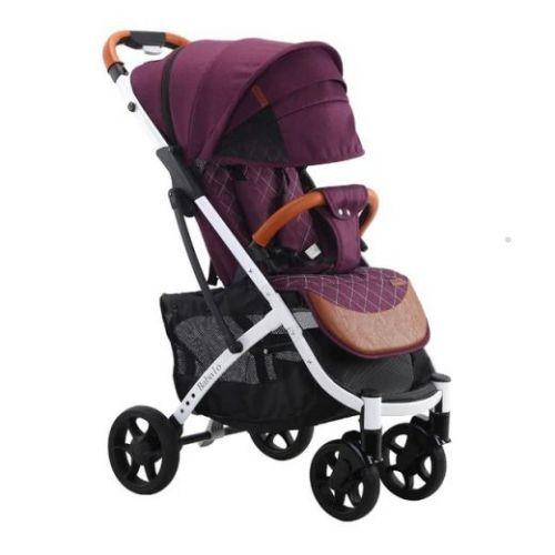 Коляска детская прогулочная Babalo 2020 Фиолетовая
