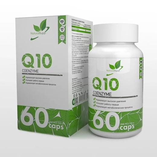 Q10 (Куензим q10) от NaturalSupp 60 капс
