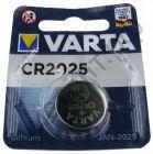 VARTA CR2025/1BL Microbattery Lithium