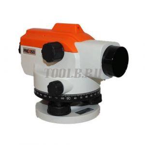 Prexiso CL20 - оптический нивелир