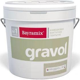 Декоративная Штукатурка Камешковая Bayramix Gravol 15кг для Внутренних и Наружных Работ / Байрамикс Гравол