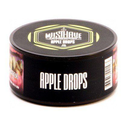 Табак Must Have - Apple Drops (Яблочные Леденцы, 25 грамм)