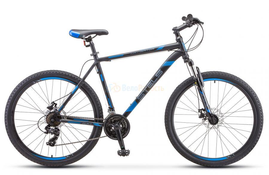 Велосипед горный Stels Navigator 700 MD 27.5 F010 (2021)