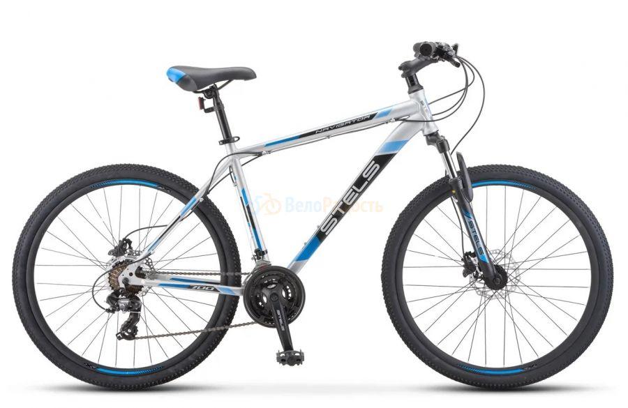 Велосипед горный Stels Navigator 700 MD 27.5 F010 (2020)