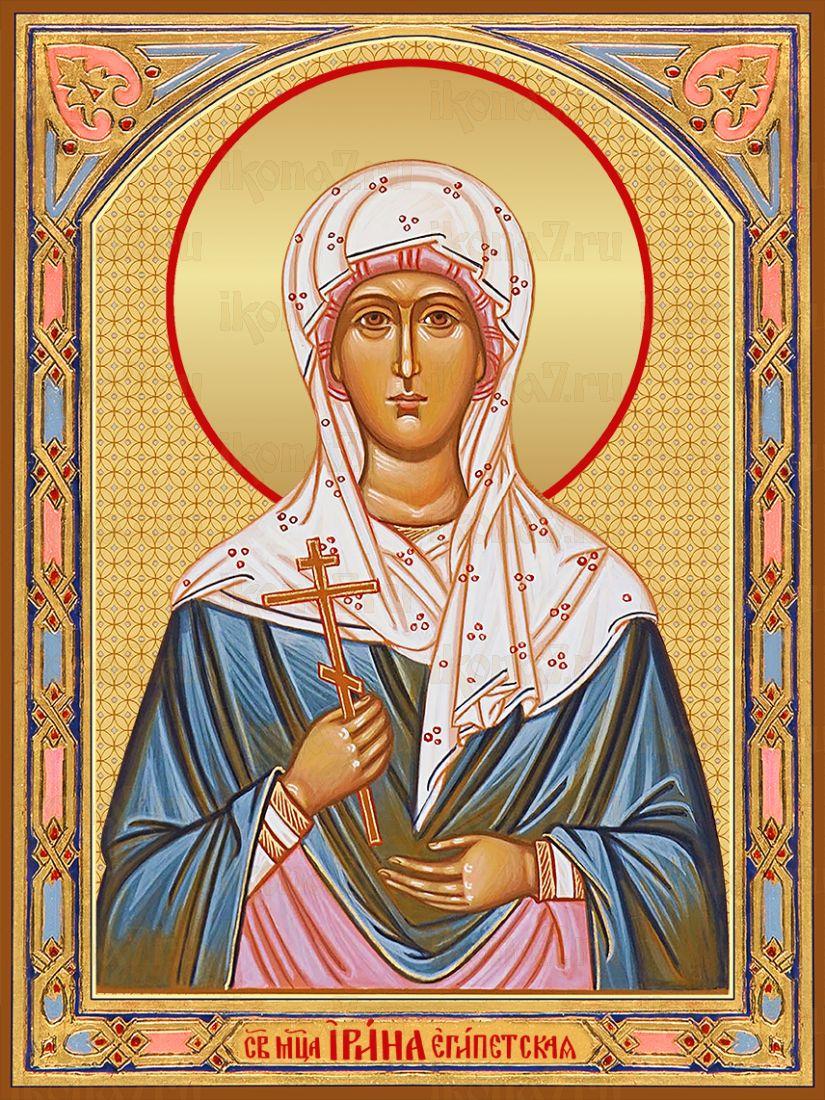 Икона Ирина Египетская мученица