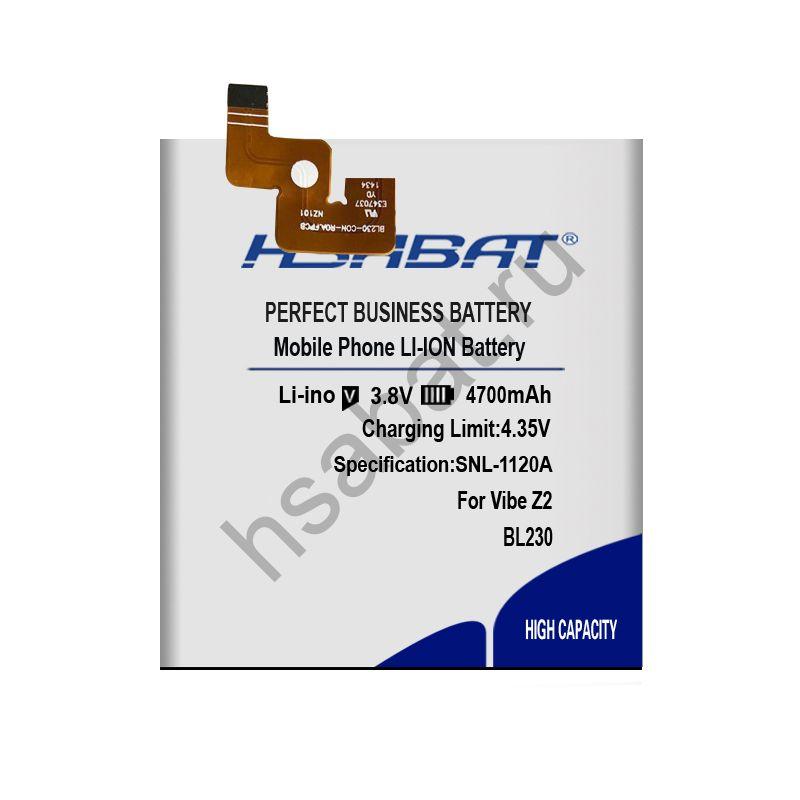 Аккумулятор BL230 4700 мАч