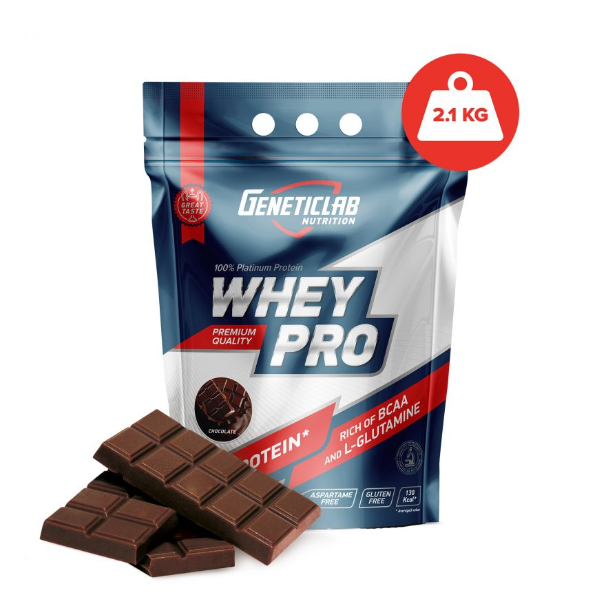 GeneticLab WHEY PRO 2.1 кг