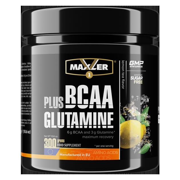 Maxler BCAA+Glutamine 300 г