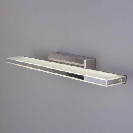Бра. Настенный светодиодный светильник Elektrostandard Tabla LED хром