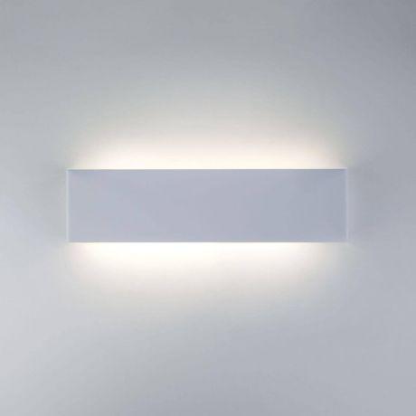 Настенный светодиодный светильник Eurosvet 40131/1 Led белый