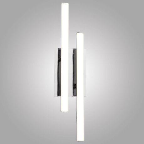 Настенный светильник Eurosvet 90020/2 хром