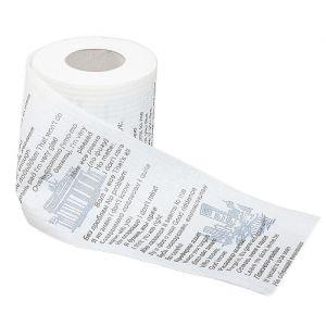 """Туалетная бумага """"Русско-англ разговорник"""" (сленг)"""