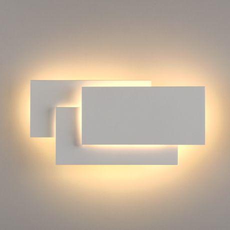 Inside LED белый матовый настенный светодиодный светильник
