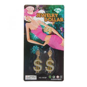Клипсы «Доллар»