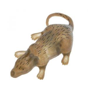 Липучка «Мышь», сползает по стеклу, цвета МИКС