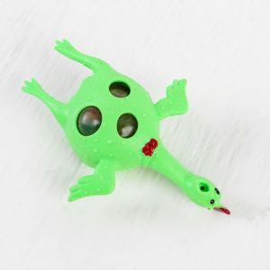 Мялка с гидрогелем «Курочка», цвета МИКС