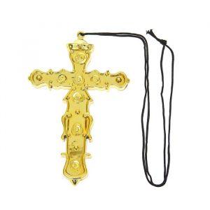 Прикол «Крест», на шею
