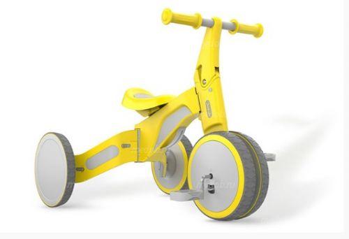 Велосипед детский 700kids (жёлтый)