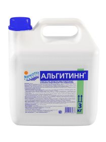 Альгитинн - жидкое средство против водорослей, 3 л