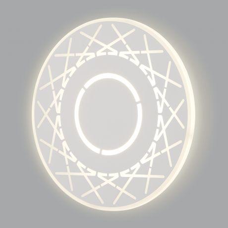 40148/1 LED белый / настенный светодиодный светильник
