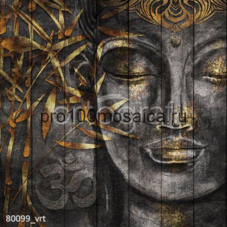 80099 Картина на досках серия ВОСТОК