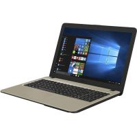 "Ноутбук ASUS Х540MA-GQ120T Черный/Золотистый (PQC N5000/4Gb/500Gb/Intel UHD Graphics 605/15,6"" HD/BT Cam/Win10) (90NB0IR1-M16720)"