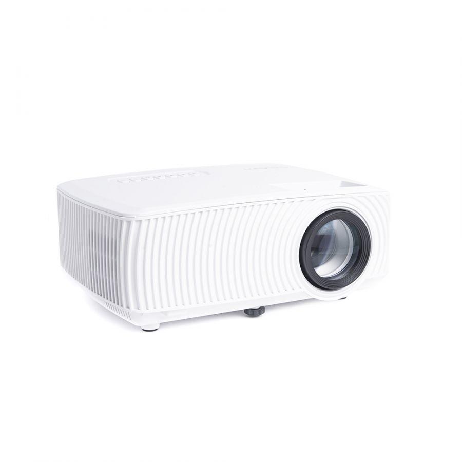 Проектор ATOM-816W белый