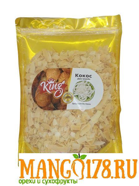 Кокос чипсы Кинг 500гр