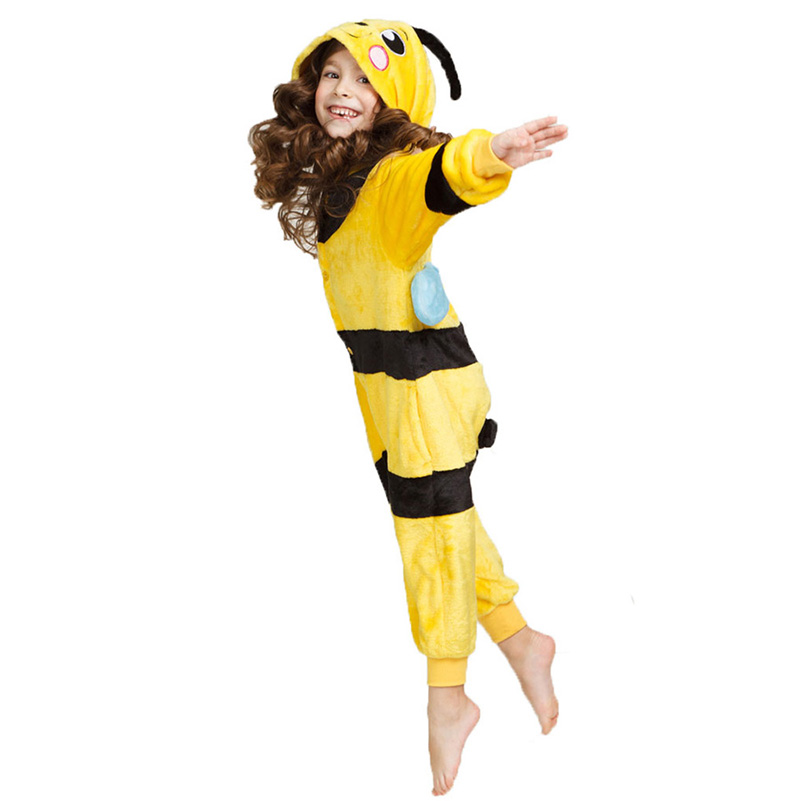 Детская Пижама Кигуруми Пчела