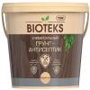 Грунт-Антисептик Текс Bioteks 0.8л Универсальный для Древесины и Деревянных Конструкций на Водной Основе / Текс Биотекс