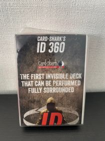 #НЕНОВЫЙ ID 360 By CARD-SHARK'S - The 360 degrees Invisible Deck
