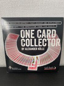 #НЕНОВЫЙ ONE CARD COLLECTOR by ALEXANDER KOLLE