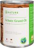 Защитное Грунт-Масло Gnature Schutz Grund-OL 870 0.75л для Наружных Деревянных Фасадов