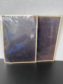 #НЕНОВЫЙ Самоклеющаяся бумага ЧЁРНАЯ размер 20см*29см (1 лист) - для проявления предсказания!