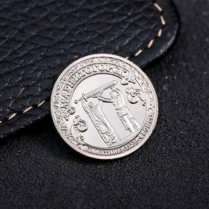 Сувенирная монета «Магнитогорск», d=2.2 см