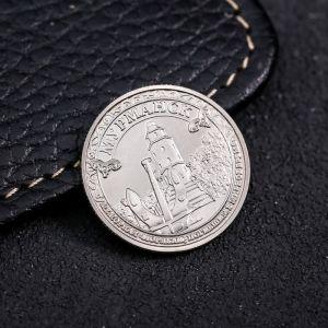Сувенирная монета «Мурманск»