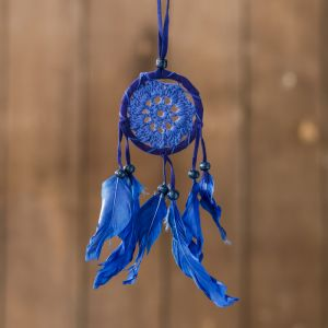 "Ловец снов ""Гармония"" синий 0,5х6х25 см   4165899"