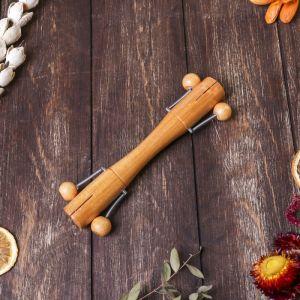 """Музыкальный инструмент дерево """"Кастаньет"""" 3x7x20 см   4165865"""